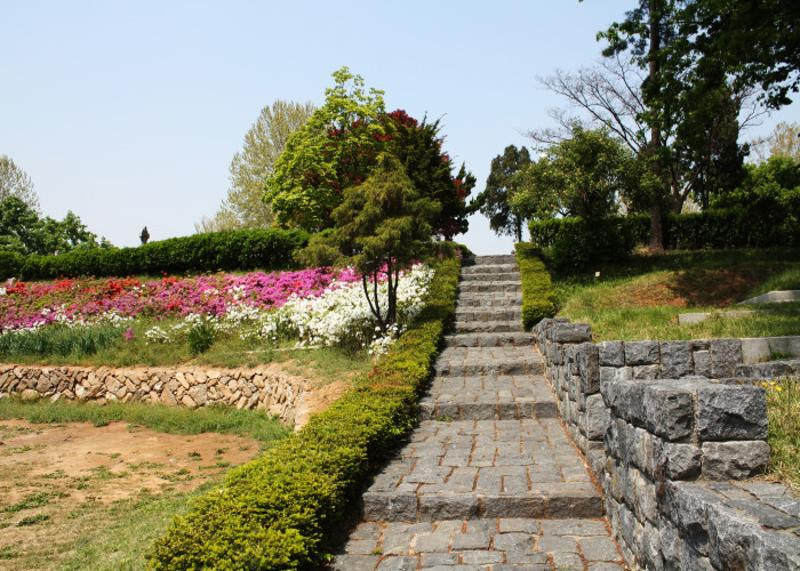 Yanghwajin Foreign Missionary Cemetery_2