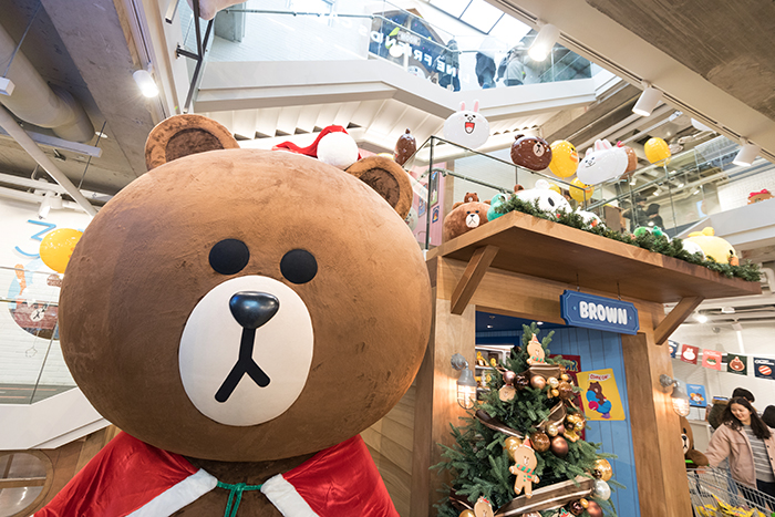 Character Design Outlets : Tour seoul s character design·brand stores tours visit