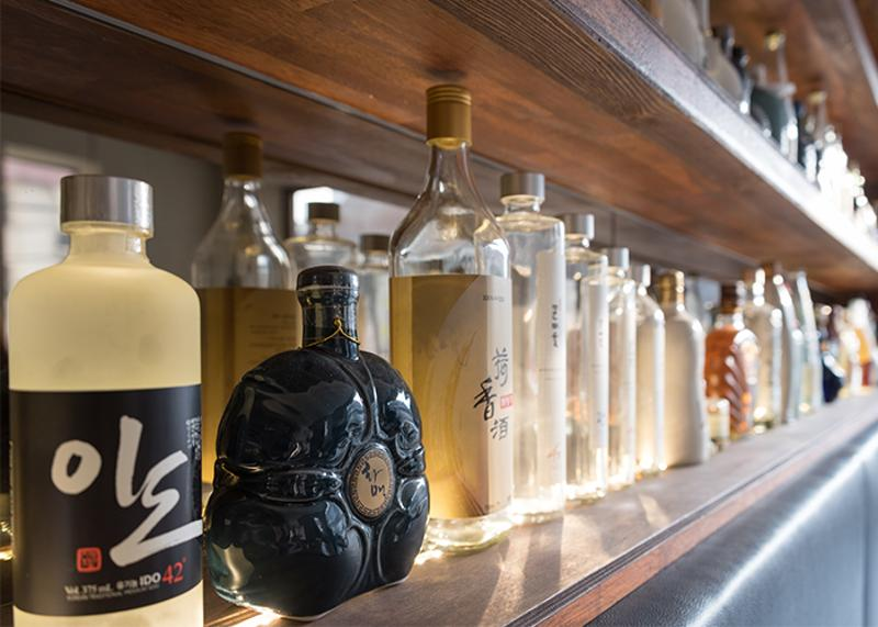 White Bear Makgeolli Bar Amp Brewery Restaurants Visit