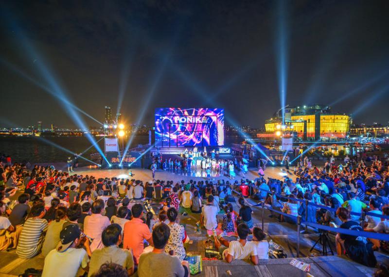 Hangang Summer Festival 2017