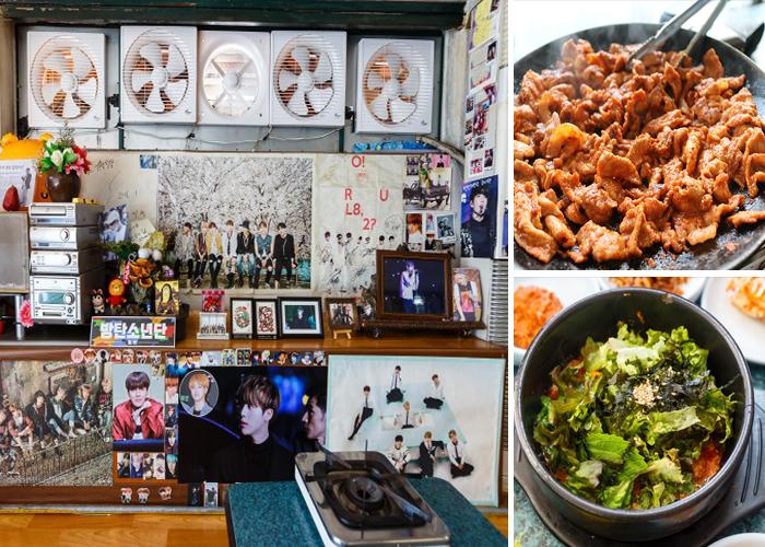Generation BTS: Touring Bangtan Boys' Favorite Restaurants in Seoul