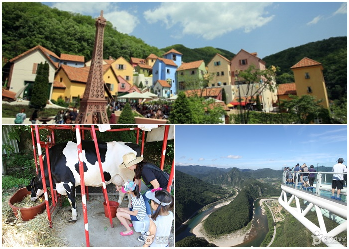 6days 5nights, Gangwon, Gyeonggi Fascinating Tour