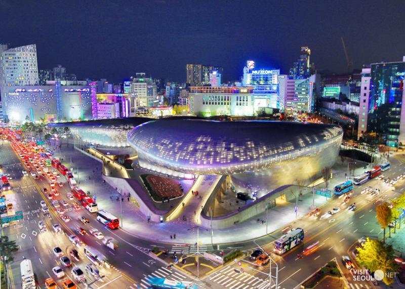 Dongdaemun Design Plaza (DDP)_1