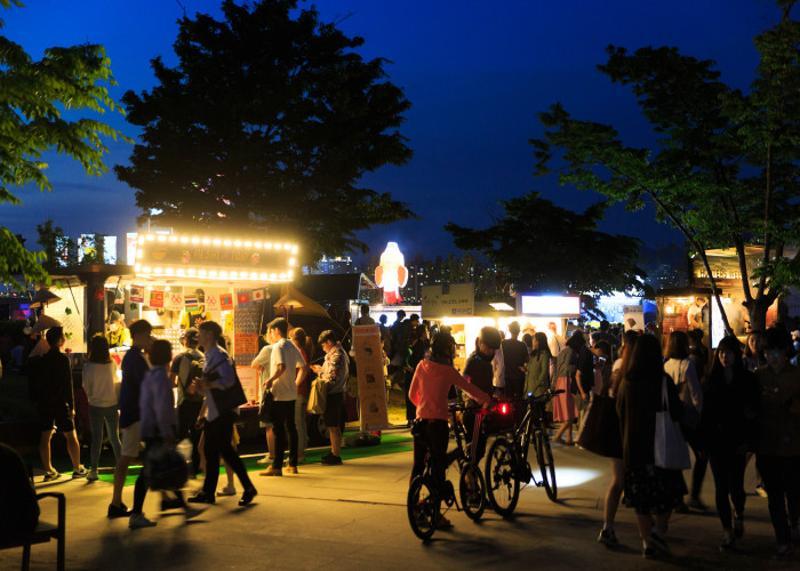 Seoul Bamdokkaebi Night Market 2019 - Events & Festivals
