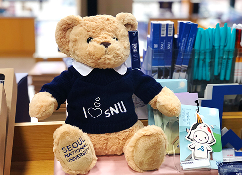 Check out the various campus goods available in Seoul universities!