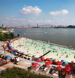 Jul 19 - Aug 18<br> Water sport and more at Hangang River!