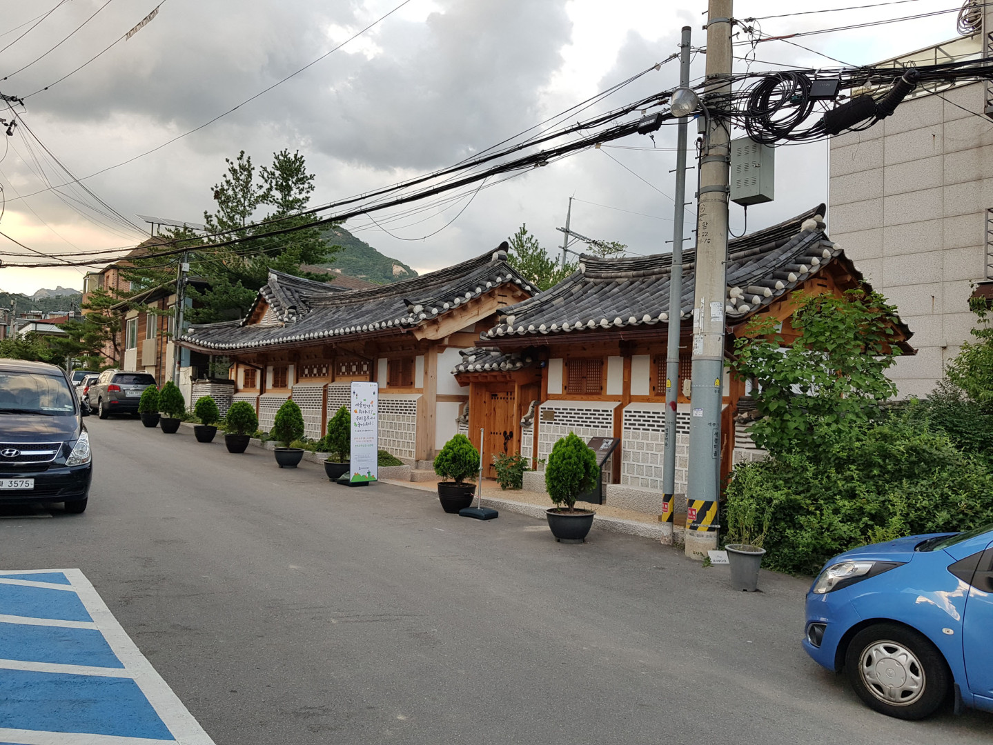 Time travel to old alleys in Seoul's art village, Seochon