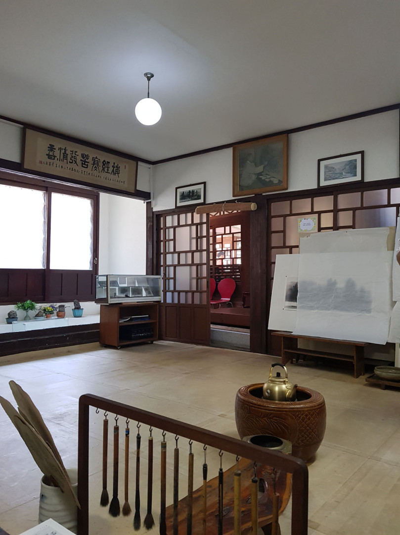 Yi Sang-beom's House