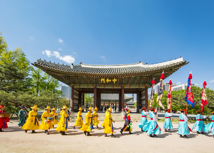 Deoksugung Palace Guided Tour Information