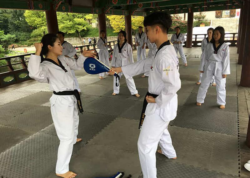 Taekwondo Experience Program for Foreigners (English)_3