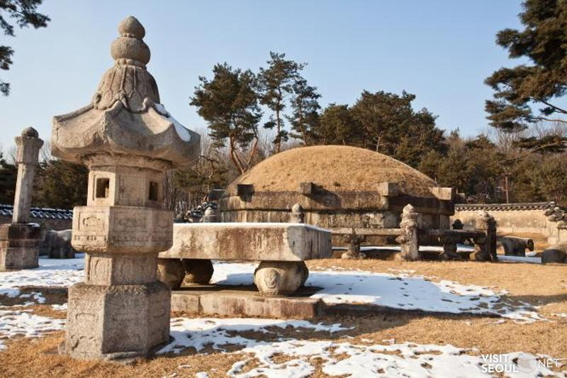 Royal Tombs of the Joseon Dynasty_1